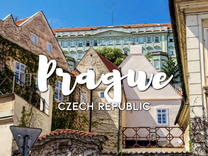 One day in Prague Itinerary