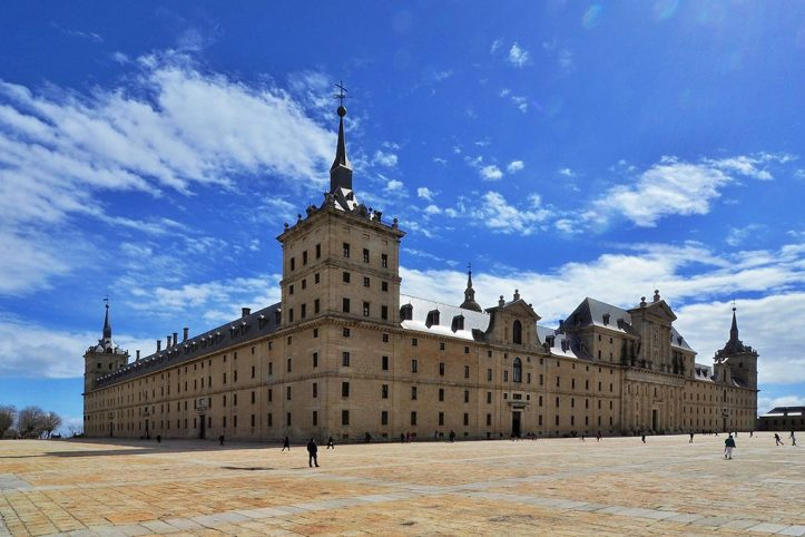 Royal Seat of San Lorenzo de El Escorial, SpainRoyal Seat of San Lorenzo de El Escorial, Spain