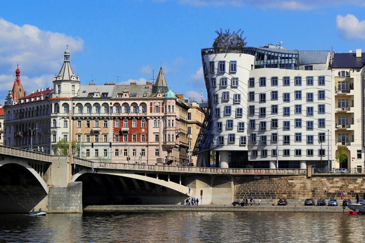 Waterfront, Prague