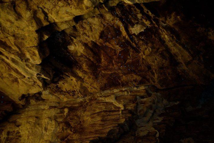 Whaitomo Glowworm Cave, New Zealand