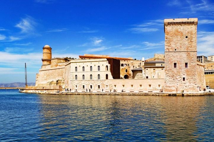 Fort Saint Jean, Marseille