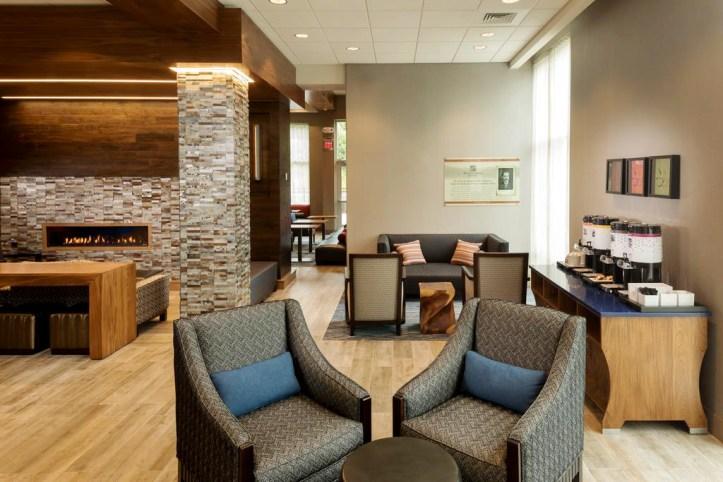 Hampton Inn & Suites-Asheville Biltmore Vilage