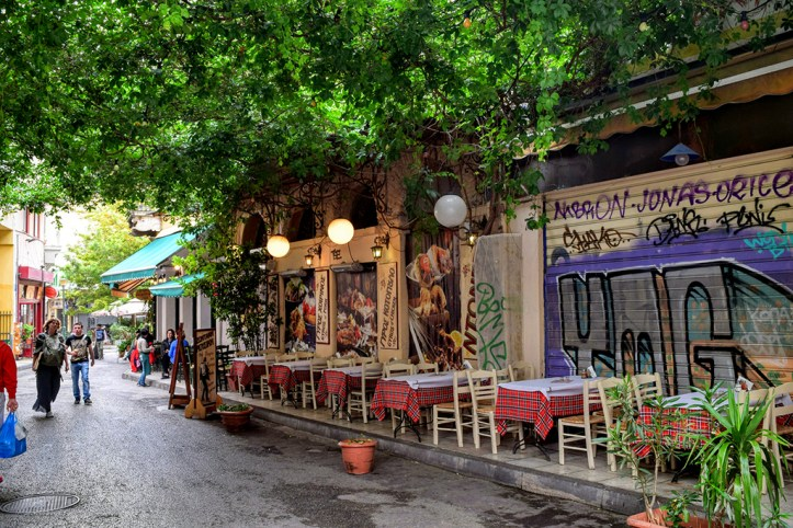 Iron Square, Monastiraki