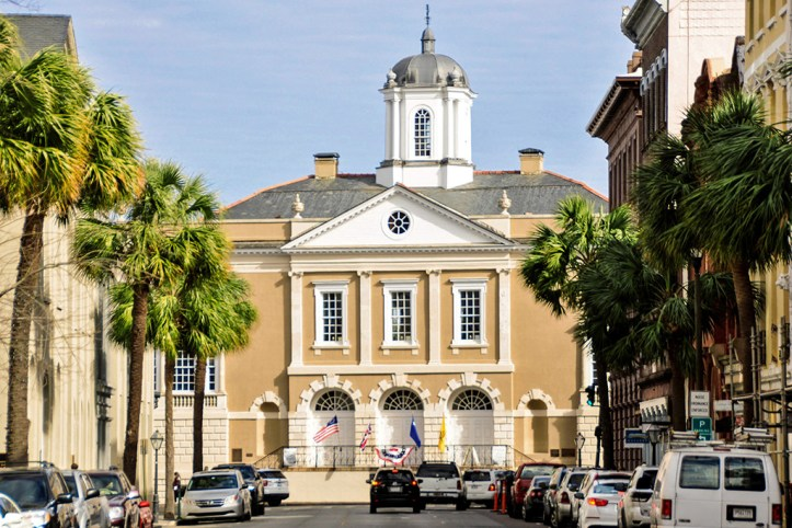 Old Exchange and Provost Dungeon, Charleston