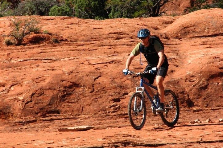 Biking, Sedona