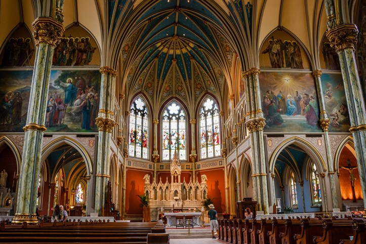 Cathedral St John the Baptist II, Savannah