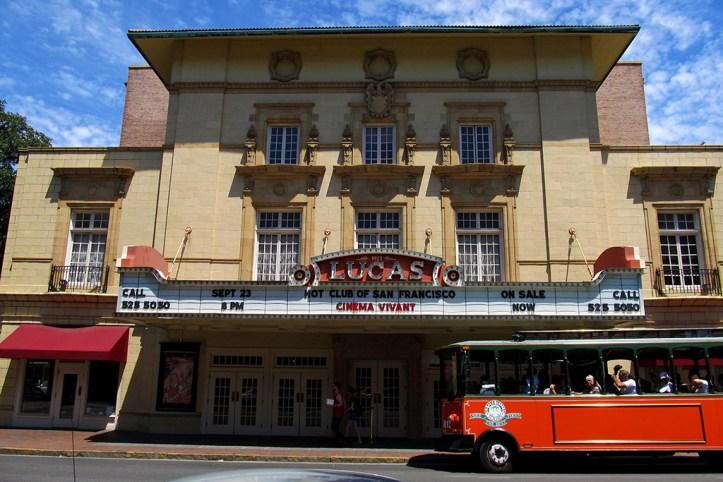 Lucas Theatre, Savannah