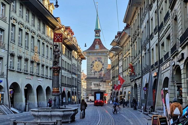 Kramgasse Street, Bern
