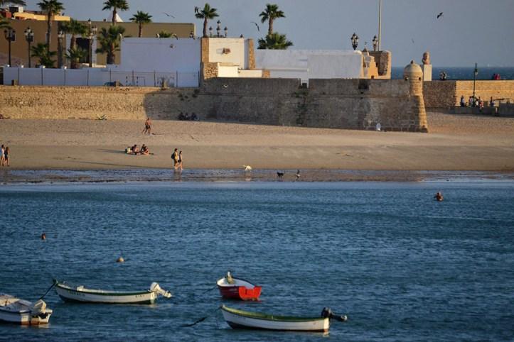 La Caleta, Cadiz