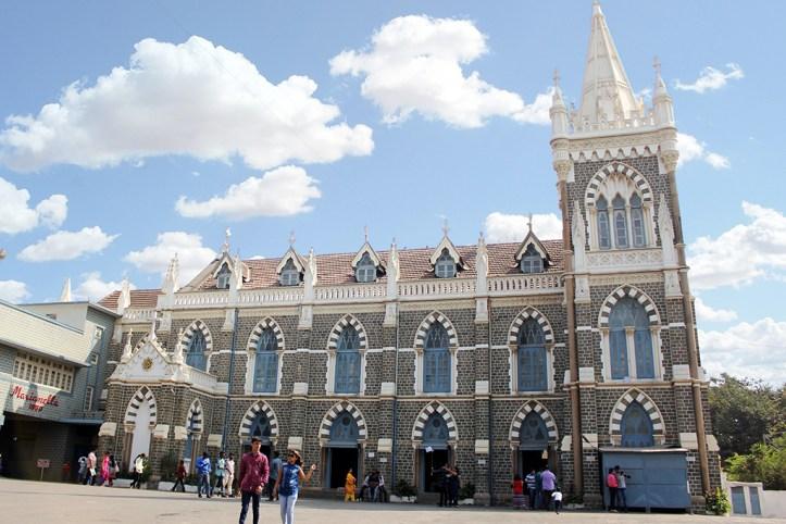 Mount Mary Basilica, Mumbai