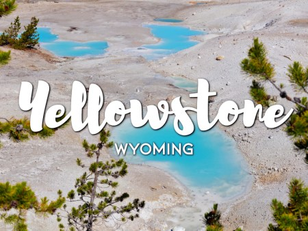 One day in Yellowstone Itinerary