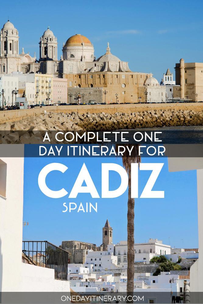 One day in Cadiz
