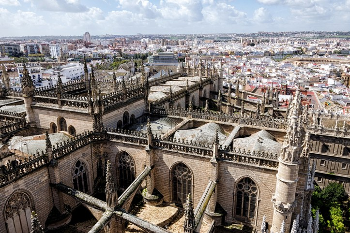 Chatedral of Seville