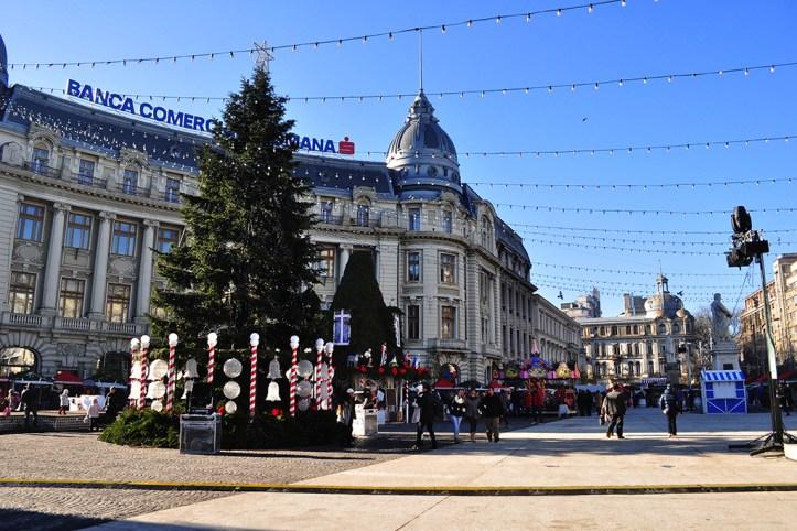 Christmas Market, Bucharest