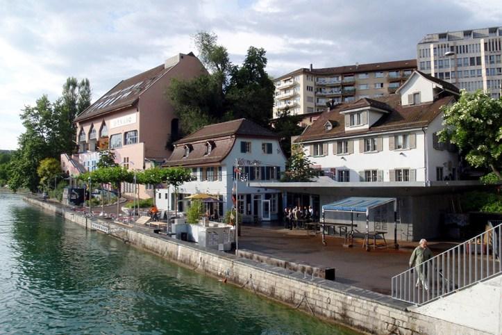 Jugendkulturhaus Dynamo center, Zurich