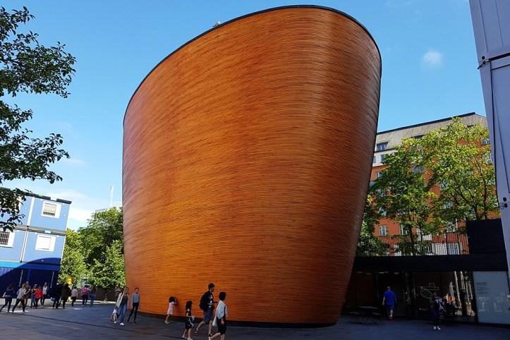 Kamppi Chapel, Helsinki