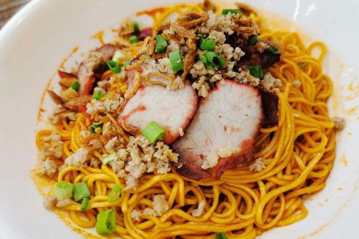 Kuching Noodle Dish