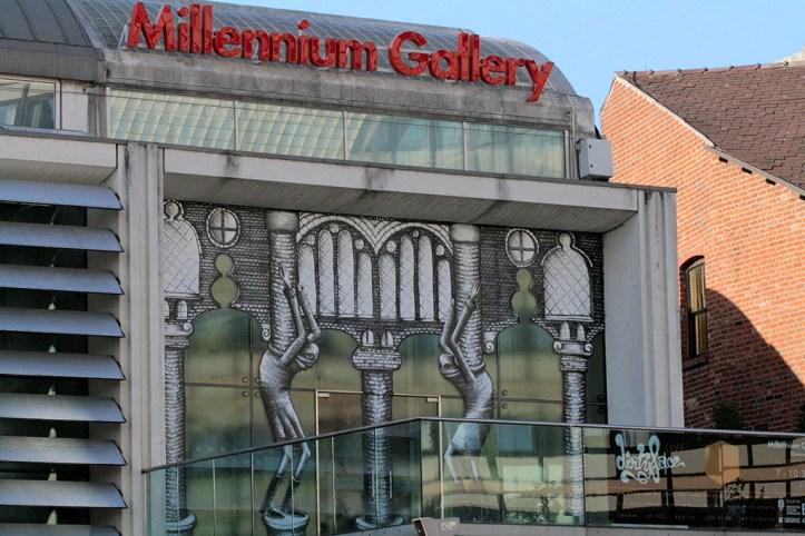 Millennium Gallery, Sheffield