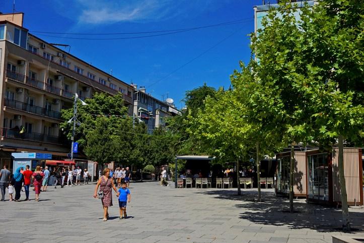 Mother Theresa Boulevard, Pristina