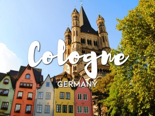 One Day in Cologne itinerary, Germany