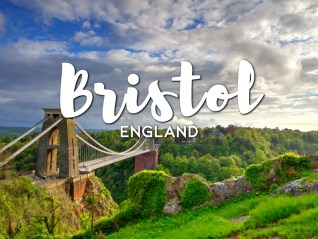One day in Bristol itinerary, England