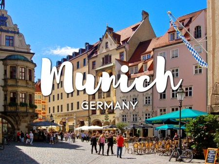 One day in Munich Itinerary