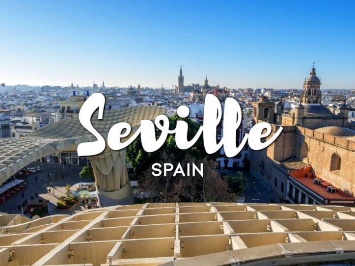 One day in Seville itinerary, Spain