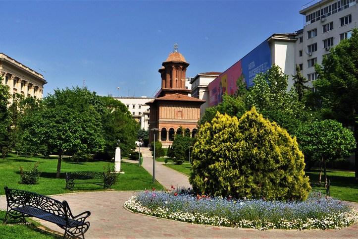 Park, Calea Victoriei, Bucharest