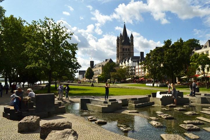 Promenade, Cologne