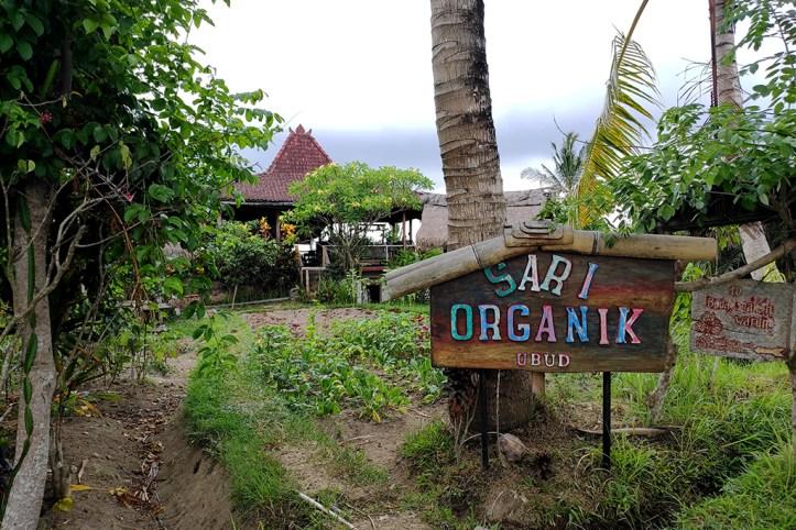 Sari Organik. Ubud