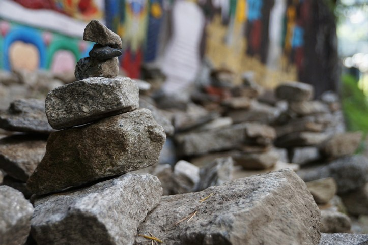 Stones, Manali