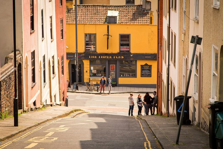 Street of Bristol
