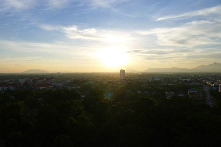 View of Kuching