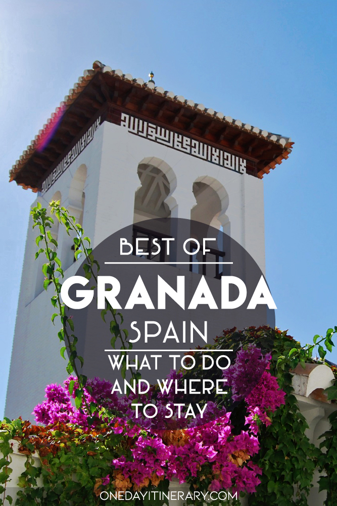 One day in Granada