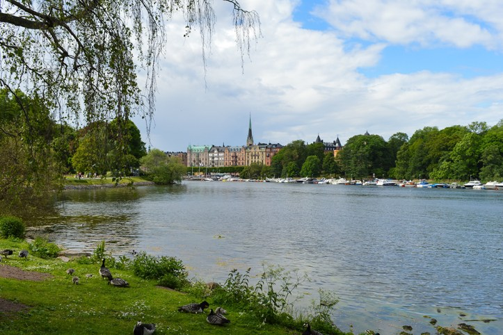 Djurgarden, Stockholm