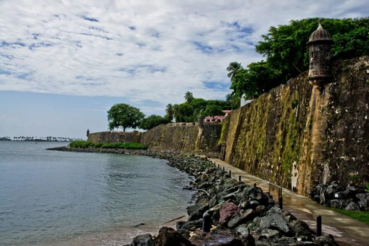 El Paseo de la Princesa, San Juan