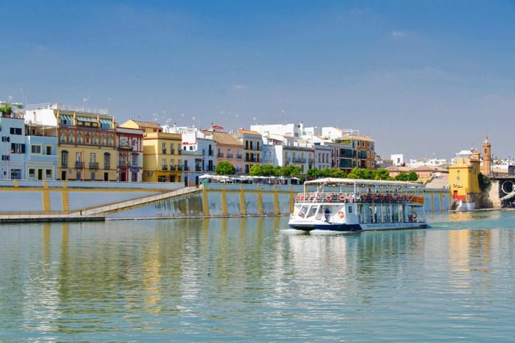 Guadalquivir river, Seville 2