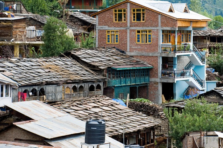 Manali Rooftops