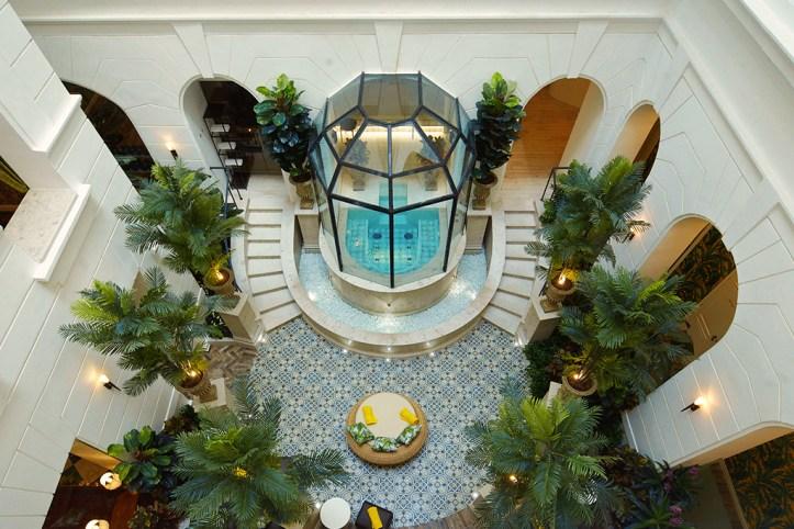 Mystery Hotel Budapest Secret Garden Day Spa