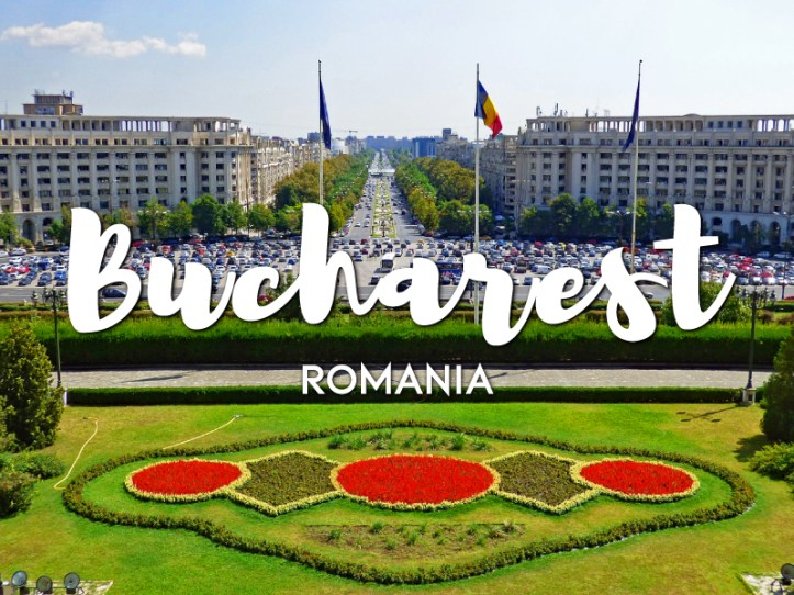 One day in Bucharest itinerary, Romania