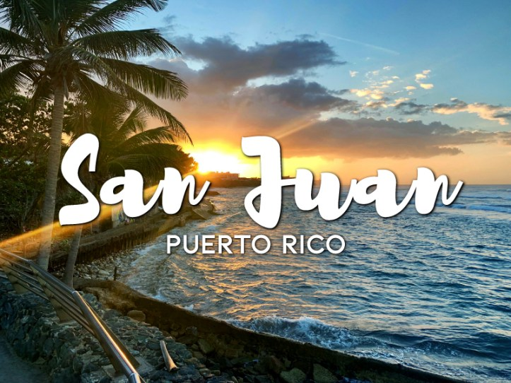 One day in San Juan itinerary, Puerto Rico