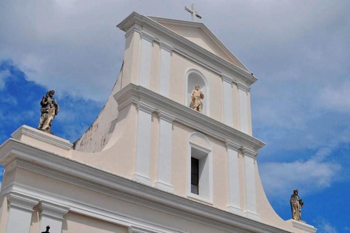Cathedral of San Juan Bautista, San Juan