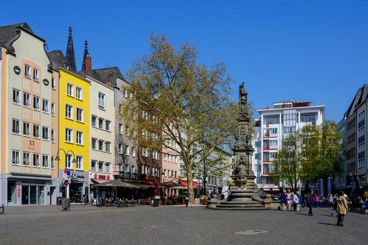City Centre, Cologne