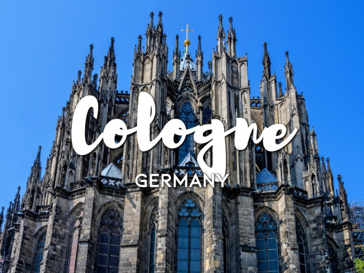 One day in Cologne Itinerary