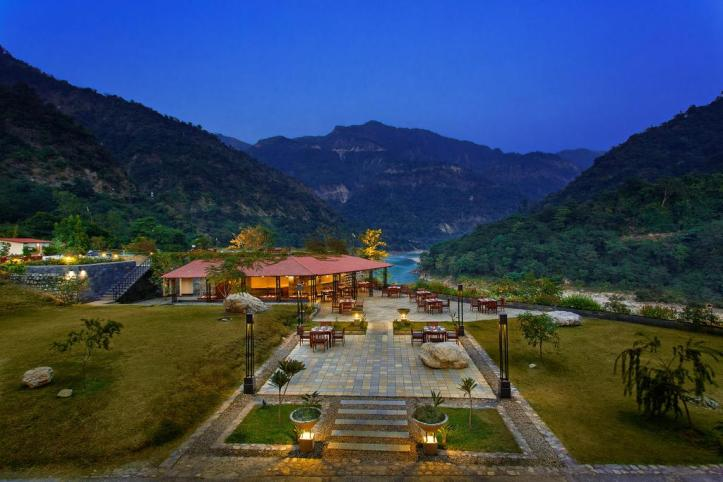 Aloha On The Ganges by Leisure Hotels, Rishikesh