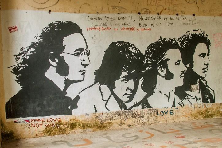 Beatles Ashram, Rishikesh