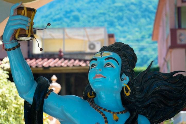Lord Krishna, Rishikesh