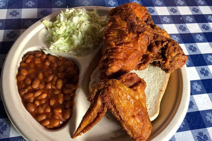 Gus's Fried Chicken, Memphis