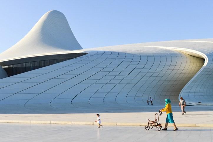 Heydar Aliyev Centre, Baku 2