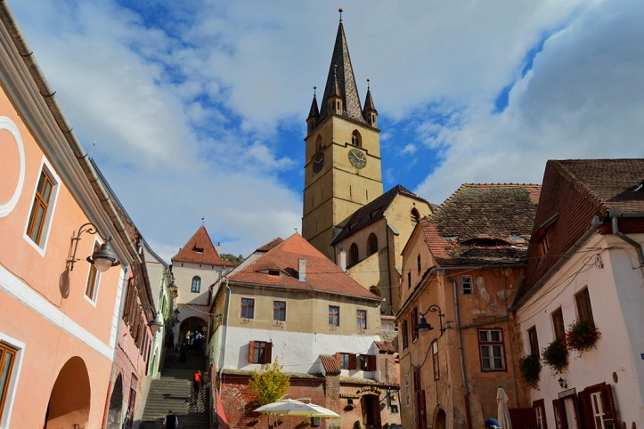 Old Town, Sibiu